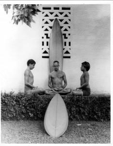 Geryy, Dick Brewer & Reno Abelleiro - circa 1969