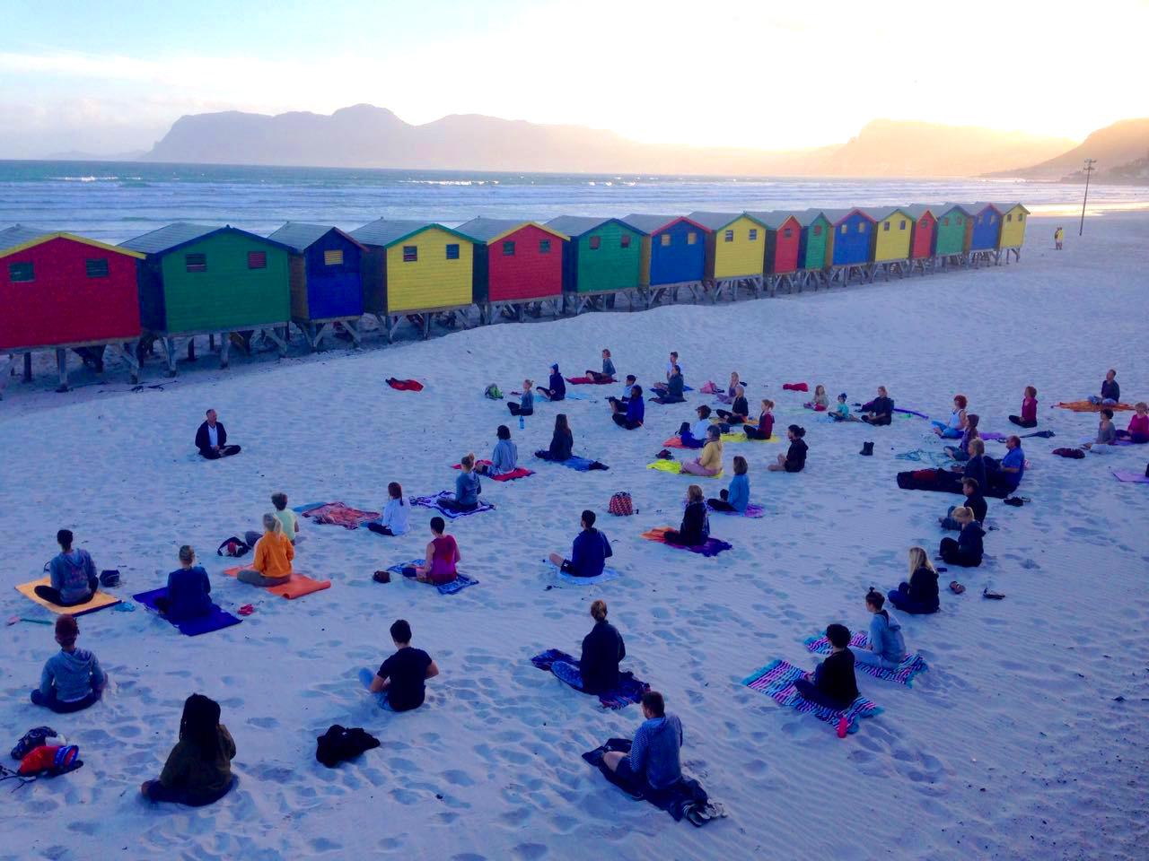 Free Full Moon Beach Yoga & ChiGung